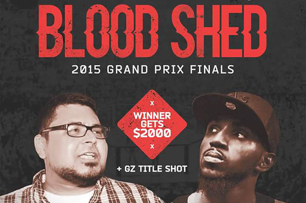 "GZ Battles Drops Full ""Blood Shed"" Card"