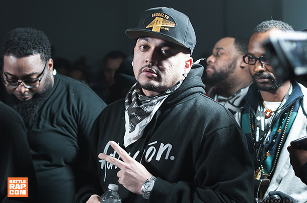 "Cortez at ""Blackout 6."" Photo by Christian Andrabado."