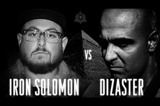 Iron Solomon vs. Dizaster: What To Expect