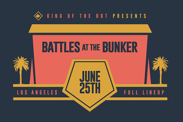 "Live Updates From KOTD's ""Battles At The Bunker"""