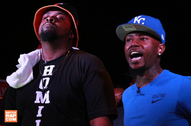 """Top Moments From URL's """"Born Legacy 3"""""""