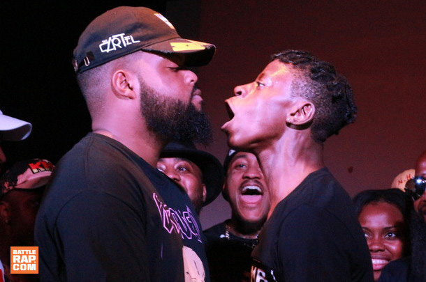 The Top 10 Rap Battles From November 2016