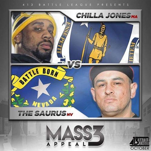 chilla the saurus promo pic
