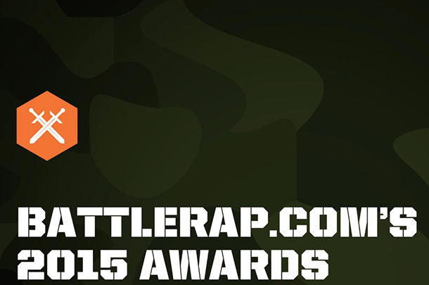 The 2015 Battle Rap Awards