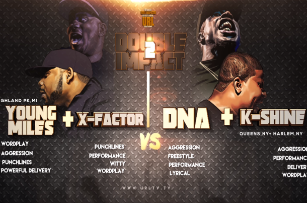 DNA & K-Shine vs. Midwest Miles & X-Factor