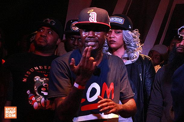 Chilla Jones Reviews Rum Nitty vs  Ave | Battle Rap